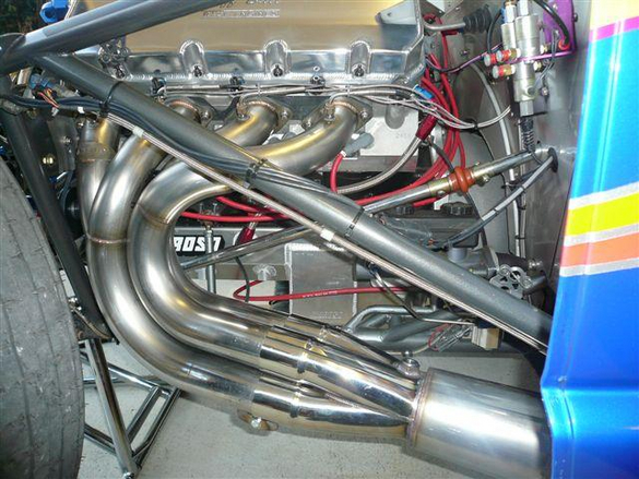 Tube Chassis Door Car Header