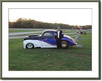 Darrell & Sandy Wathen's Willys Coupe