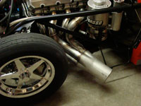 Custom Exhaust Headers